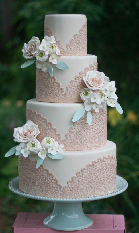 Wedding Cake Trends In 2014 Blog For Wedding Industry Professionals - Wedding Cakes 2014